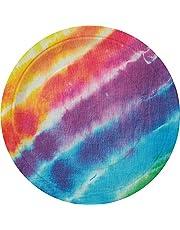 Tie Dye Dessert Plates, 8ct