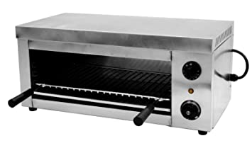 Commercial Quality Salamander Grill With A 12 Month Commercial On Site  Guarantee By Zyco