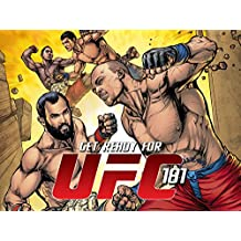 Get Ready for UFC 181