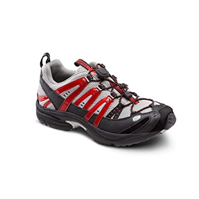 Comfort Performance Men/'s Therapeutic Athletic Shoe Dr