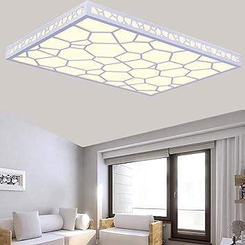 FUFU Innenbeleuchtung Moderne LED Kreative Verstellbare Licht Acryl Deckenleuchten Wohnzimmer Schlafzimmer Halle Studie