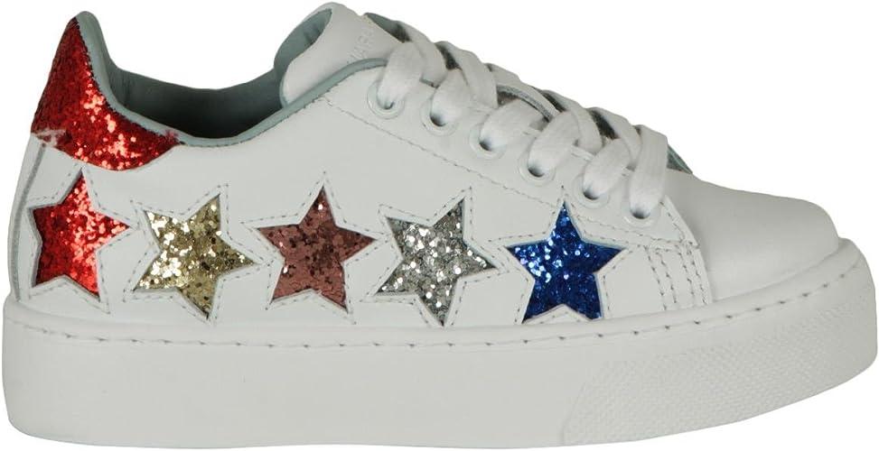 Chiara Ferragni Sneaker Roger Stars Multicolor Bambino Kids