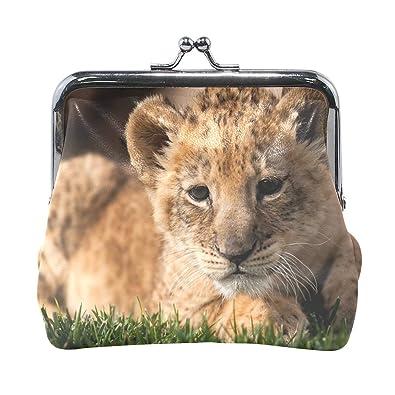 f45adf744a3 Coin Purse Small Cheetah Animal Womens Wallet Clutch Bag Girls Small Purse