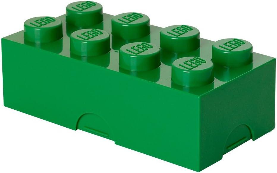 LEGO Lunch Box, Dark Green
