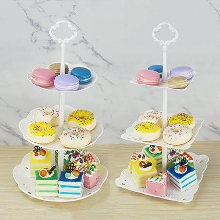Casa e cucina supporto in plastica per dolci Hetoco per ...