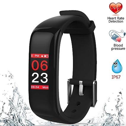 Smart Watch Men Women Sports Band Touch Screen Smartband Blood Pressure Waterproof Swimming Sport Bracelet Watch Men For Xiaomi 100% Guarantee Men's Watches