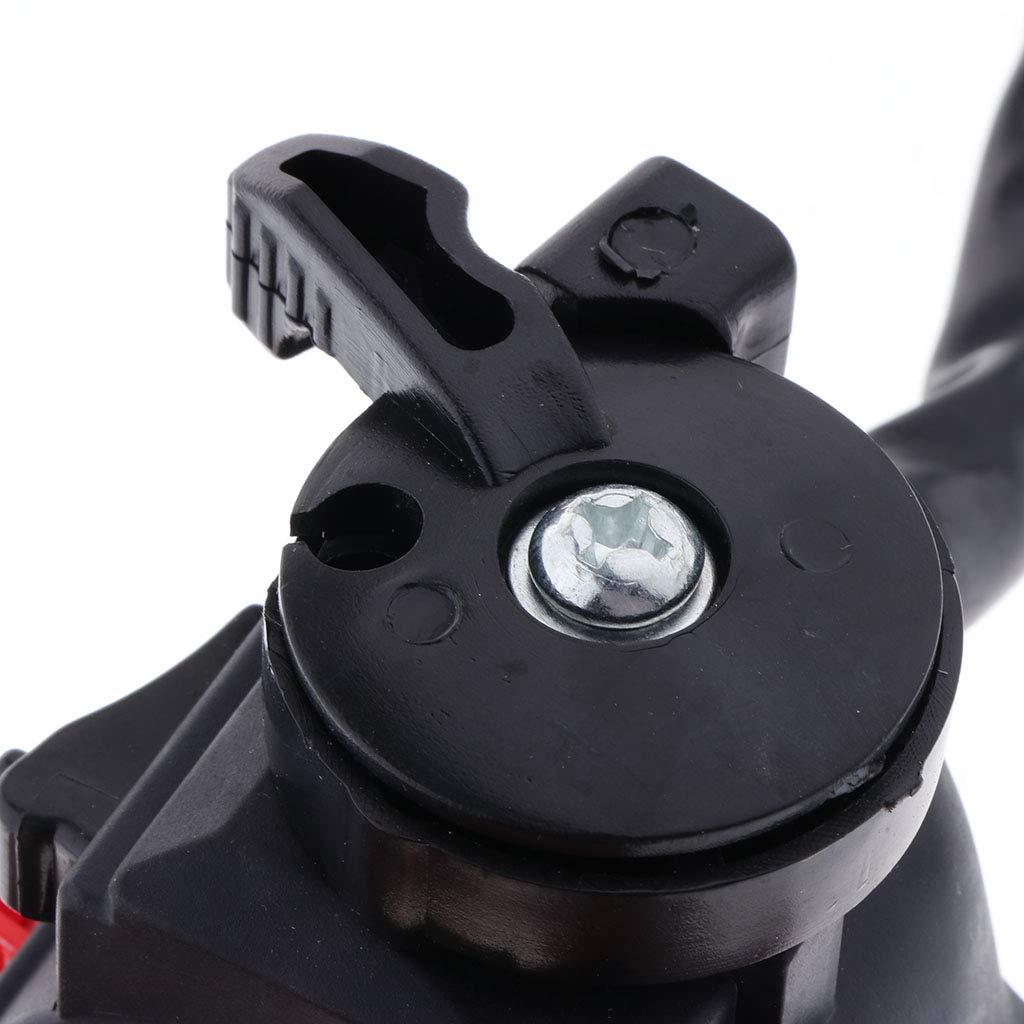 perfk Universal Motorrad Schalter Lichtschalter Lenker Blinkerschalter Lenkerschalter Kombischalter Ausschalter f/ür ATV Motorr/äder