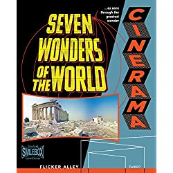 Cinerama's Seven Wonders of the World [Blu-ray]