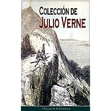 Colección de Julio Verne: Clásicos de la literatura (Spanish Edition)