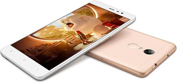 Xiaomi Redmi Note 4 Smartphone 5,5 4G 32 GB Doble Sim, con ...