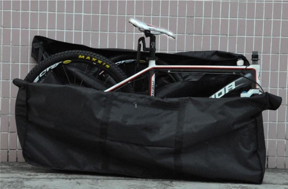 Nola Sang Sac de voyage pliable Sac de voyage 20-26 po Sac de transport de roue à pouces Bagage imperméable Sac de salon de cycle , B