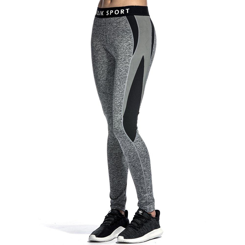 CtopoGo Pantaloni Elastici per Yoga Respirabili Attivo Allenamento Fitness Leggings Calzamaglia Fitness Ginnastica