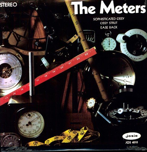 Meters [Vinyl] by City Hall (Generic)