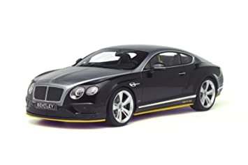 Amazon.com: Bentley Continental GT Speed Breitling Edition Limited ...