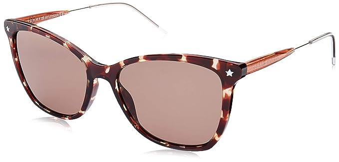 Tommy Hilfiger TH 1647/S Gafas de Sol, Multicolor (Dkhavana ...