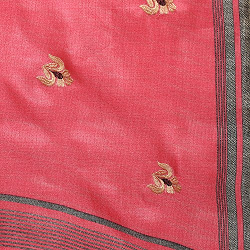 Cotton For Saree Blouse Silk Color Running Handloom Fasherati with Women Peach HxtnUwRqzP
