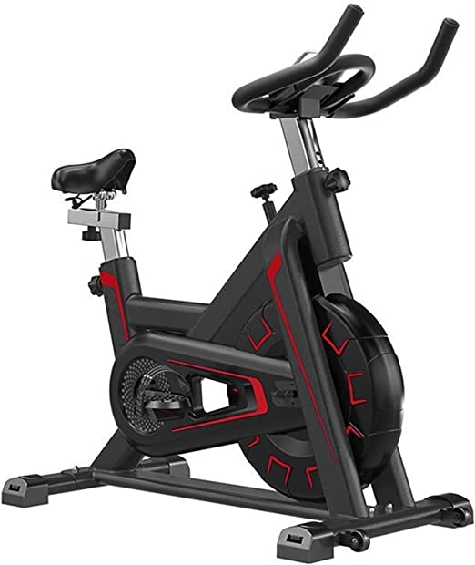YOT Spin Bike Adjustable Exercise Bike Upright Bike Magnetic Resistance Workout Machine with Tablet Stand for Home Gym Office 330lbs Max Capacity