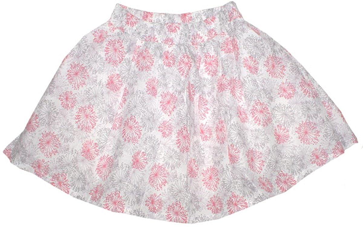 Creamie - Falda - rock - para niña Multicolor Weiß, Grau, Rosa 110 ...
