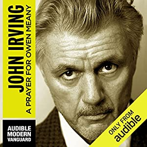 A Prayer for Owen Meany Audiobook by John Irving Narrated by Joe Barrett