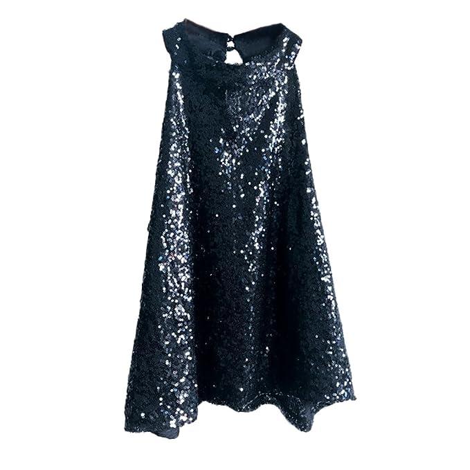LINNUO Camisetas Sin Mangas Mujer Tank Top Brillante Blusas Shimmer Shirt Chaleco Clubwear Camisas Lentejuela Casual