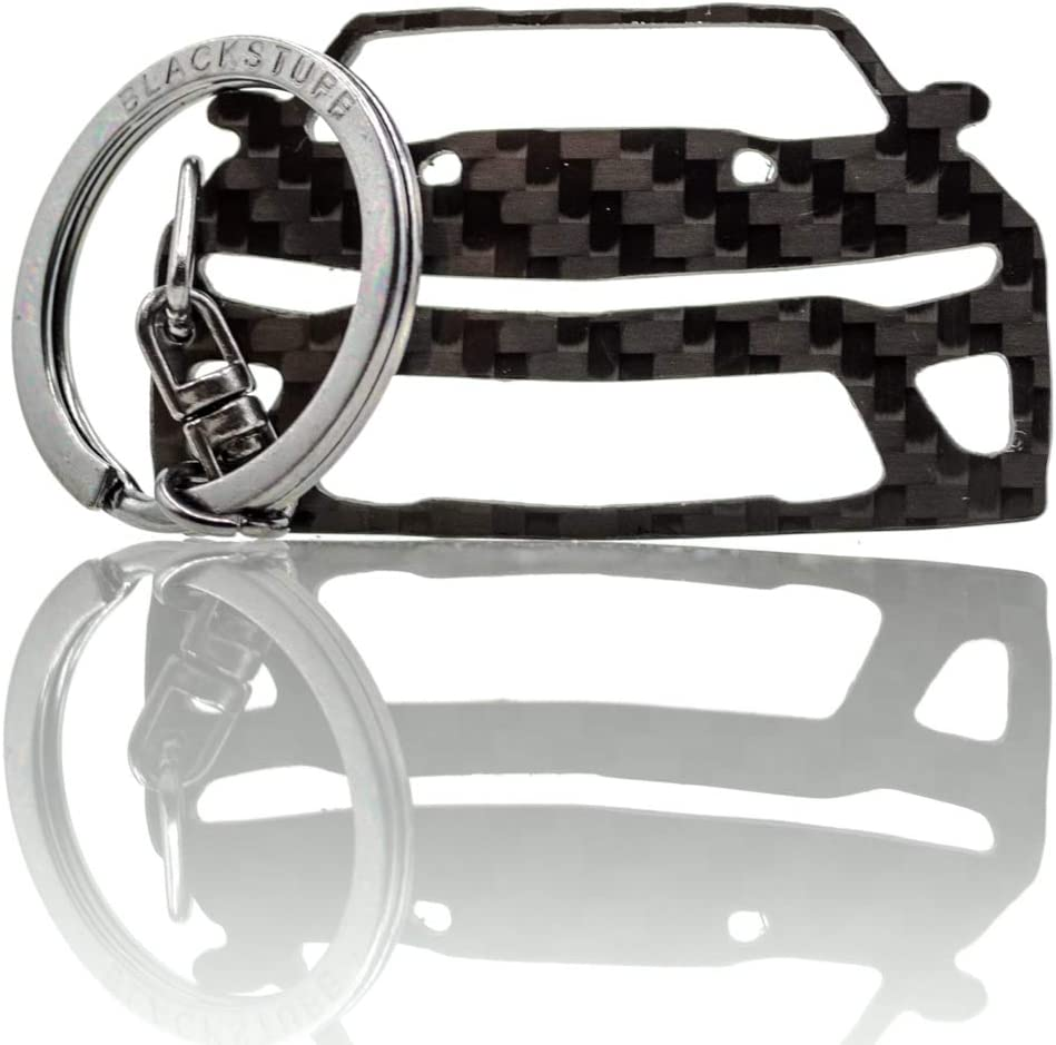 2010-15 Chevy Camaro Chrome Double Sided Key Ring