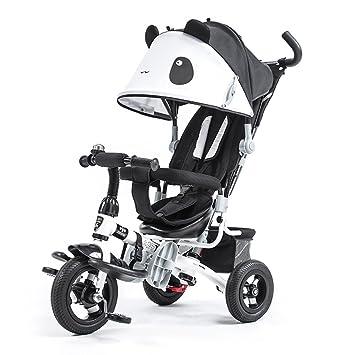 QWM-Las bicicletas infantiles para bebés Niños Carros de triciclo Carritos de bebé Niño Bicicletas 3 Ruedas Regalo para niños: Amazon.es: Deportes y aire ...