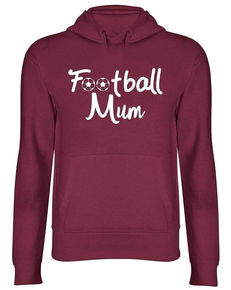 Shopagift Womens Football Mum Hoodie