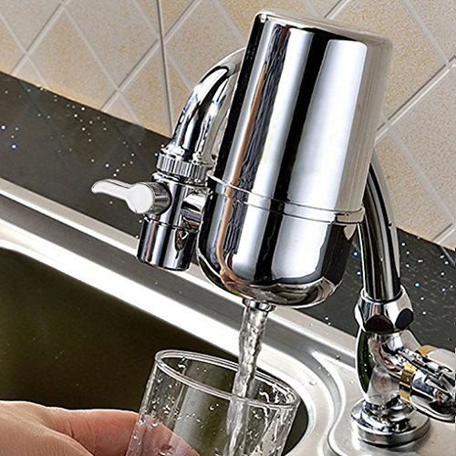 bathroom sink water filter kabter healthy faucet water filter system for bathroom and 16610