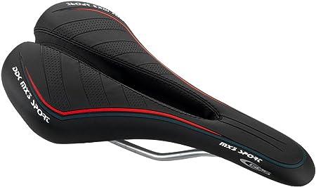 Sillin Ddk Mx3 Prostata Antiprostatico Bicicleta Carretera Btt y Mtb Ciclismo 3008Ng