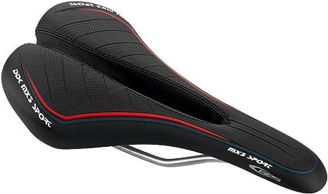Sillin Ddk Mx3 Prostata Antiprostatico Bicicleta Carretera Btt y Mtb Ciclismo 3008Ng: Amazon.es: Deportes y aire libre