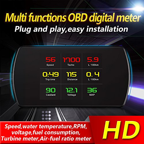 Buy mazda 3 heads up display