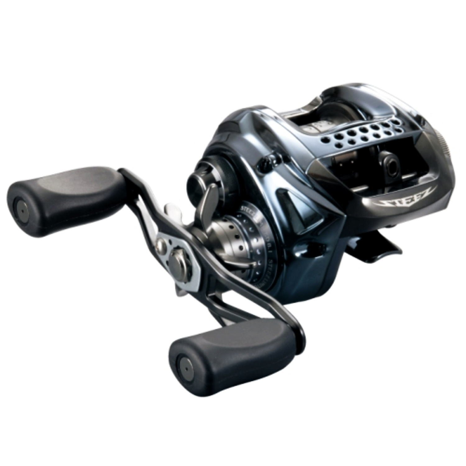 Daiwa 14 Steez Limited SV 105XH Right Hand Baitcasting Reel by DAIWA