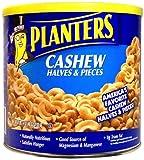 Cheap Planters-Cashews Halves/Pieces, 46 oz. canister