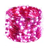 HAHOME Waterproof Fairy String Lights,33Ft 100 LEDs