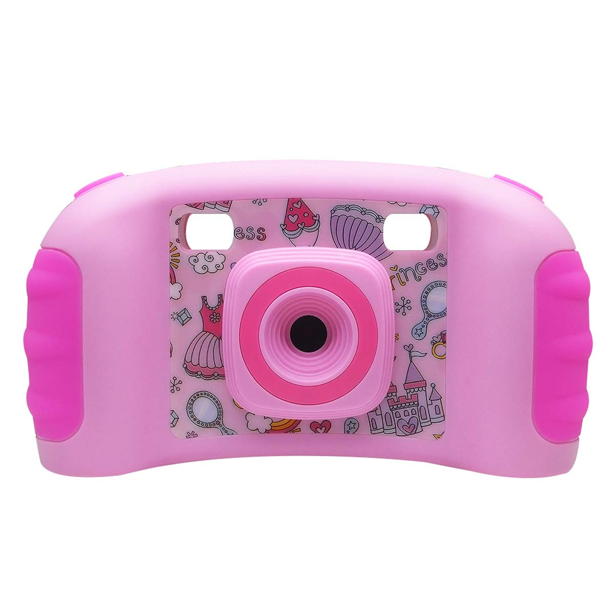 bouti1583 Digital Photo Video Cameras with Games 1.77 LED Screen for Kids Toy