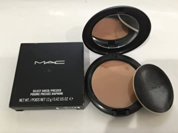 MAC Select Sheer Pressed Powder NW20