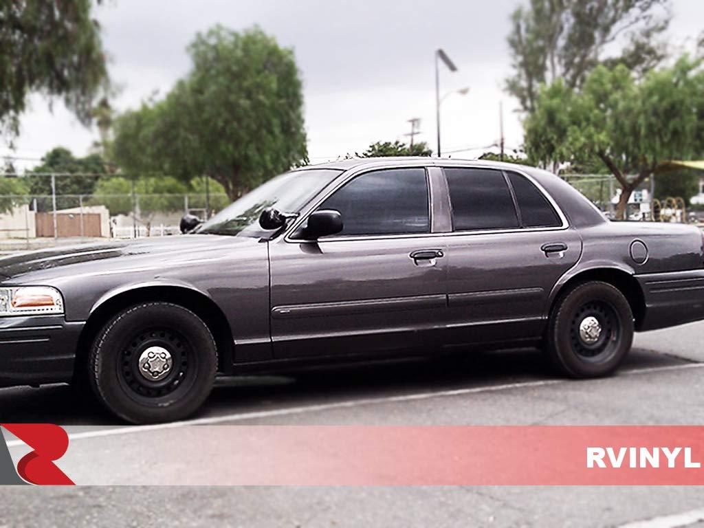 Crew Cab//Quad Cab Rvinyl Rtrim Pillar Post Decal Trim for Dodge Ram 2009-2018 Diamond Plate