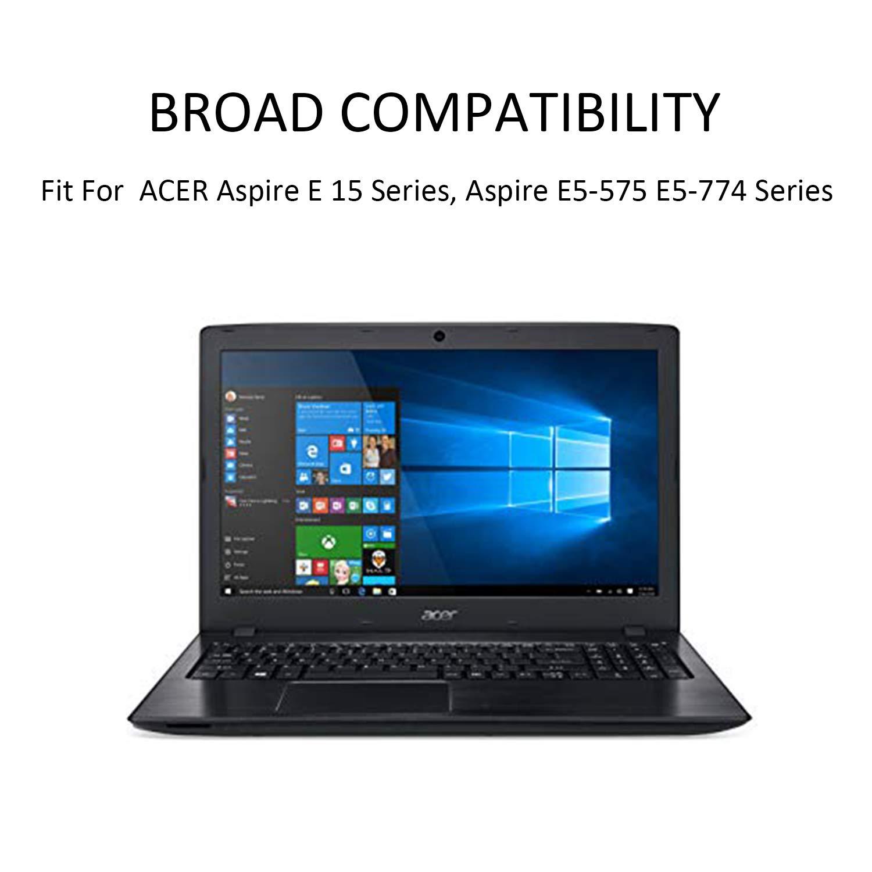 K KYUER AS16A5K Batería del Portátil para Acer Aspire E15 E5-475 E5-475G E5-575 E5-575G E5-575T E5-575TG E5-774 E5-774G E5-575G E5-575-59QB ...