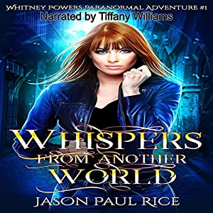 Whispers From Another World Audiobook