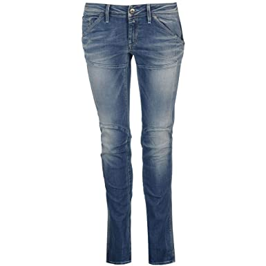 09e294f85a8d74 Official Brand Jeans Denim G Star New Elva Tapered Slim Fit Mens Trouser  Pants Uv Aged 26 L32 at Amazon Men's Clothing store: