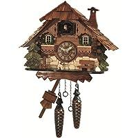 Engstler Reloj cucú de Cuarzo Casa de la