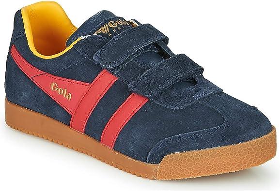 Gola Kids Harrier Velcro Sneaker