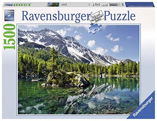 (Ravensburger Magical Mountains Jigsaw Puzzle (1500 Piece))
