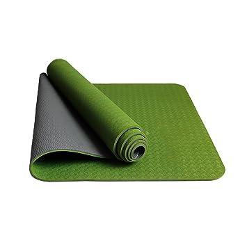 Mats QFFL Estera de la Yoga/Estera de la Aptitud ...