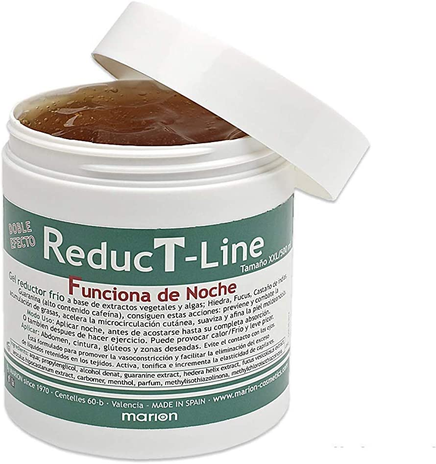 Reductor Anticelulítico REDUCTLINE xxl - 500 ml. Textura Gel ...