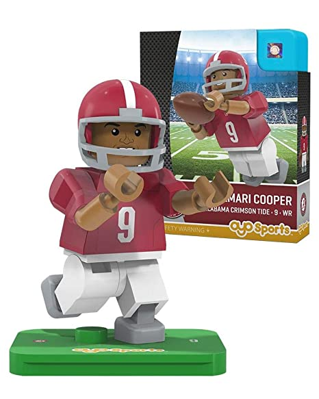 Image Unavailable. Image not available for. Color  OYO NCAA Alabama Crimson  Tide Amari Cooper ... 54d131833
