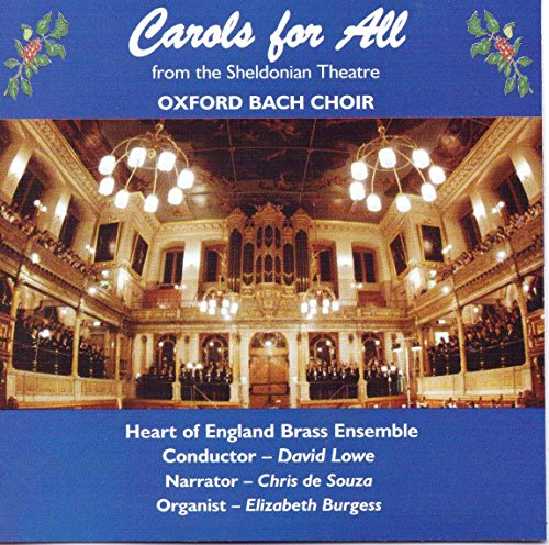Carols for All from the Sheldonian - Brass Oxford Collection