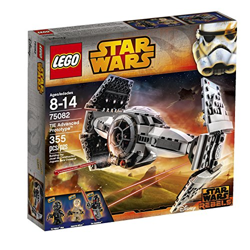 (LEGO Star Wars TIE Advanced Prototype Toy)