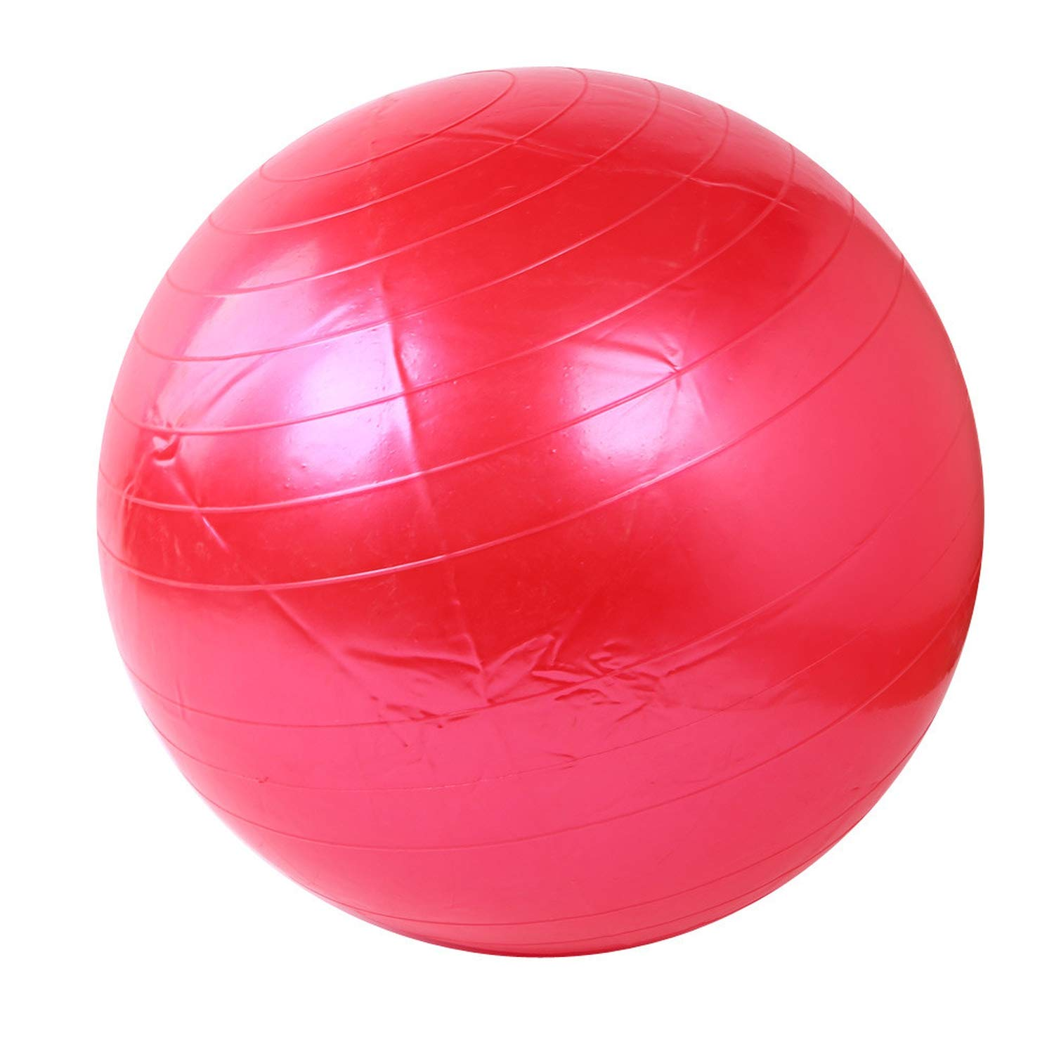 Red 55Cm Exercise Fitness Barbed Massage for Yoga Ball Pilates Equipment Fitness Ball