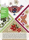 Anita Goodesign Embroidery Designs - Seasonal Napkin Corners